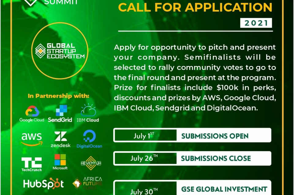 GSE Announces Semifinalists for the 2021 Global Investment Summit Program